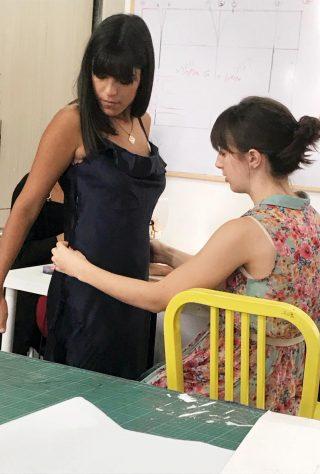 עיצוב אופנה לימודי תעודה